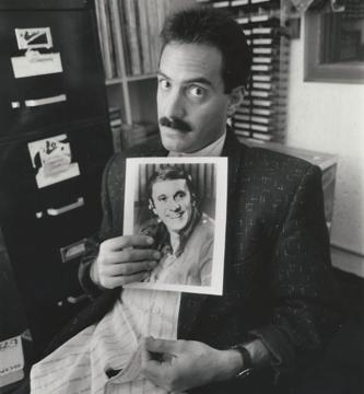 Autographs-original Industrious Dick Clark Autographed Signed Photograph To Loren