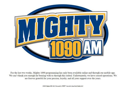 Los Angeles Radio People Template